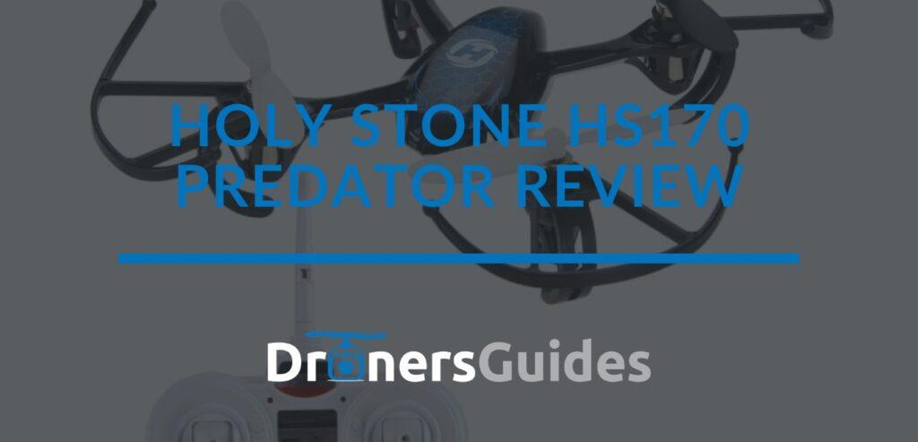 holy stone hs170 predator review