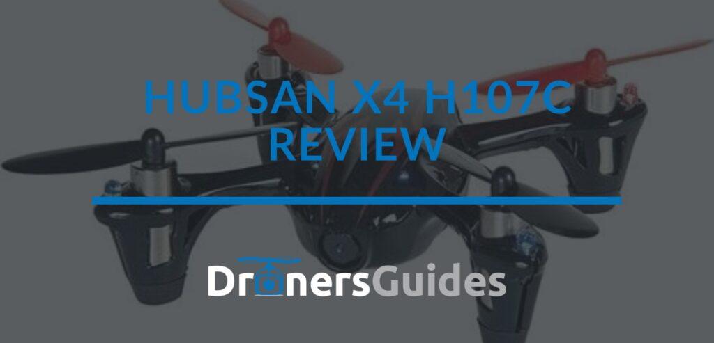 hubsan x4 h107c review