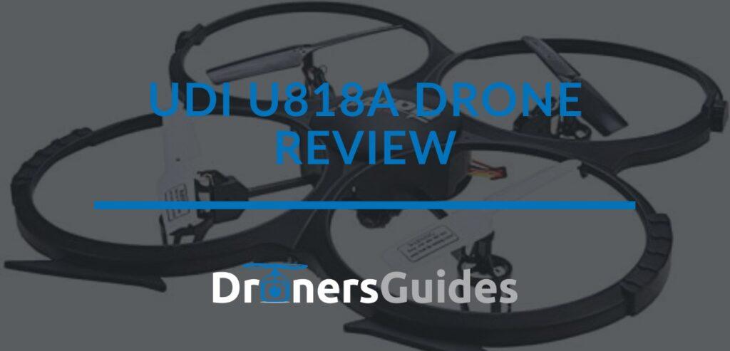 udi u818a drone review