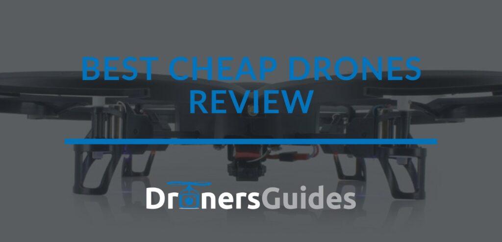 best cheap drones review