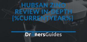 Hubsan Zino Review
