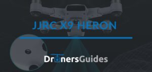 JJRC X9 Heron review
