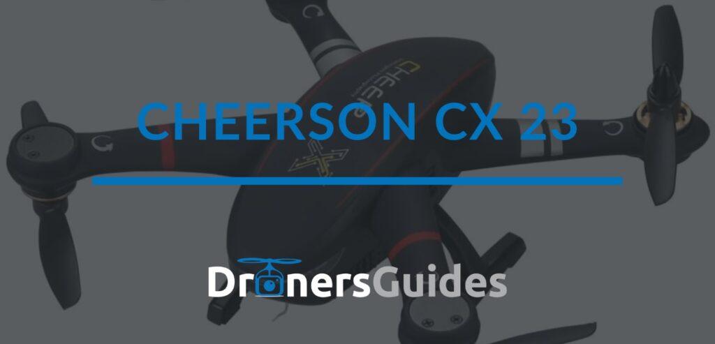 cheerson cx 23