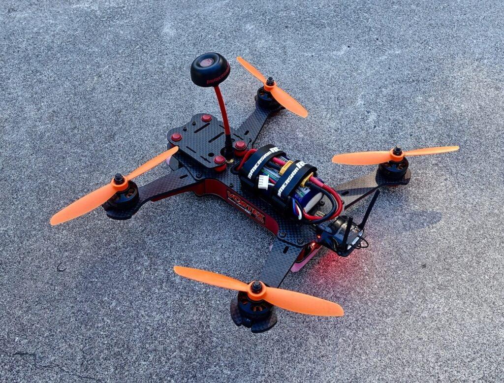 longest flight time drone fixes