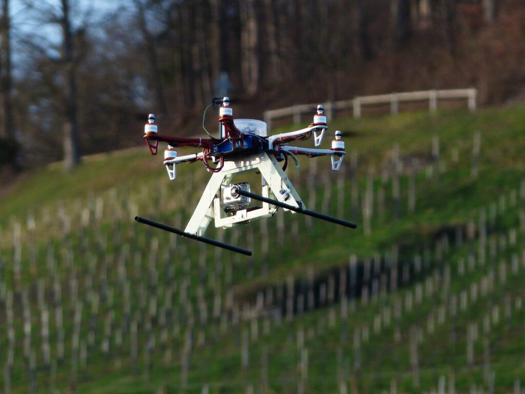 quadcopter building kit