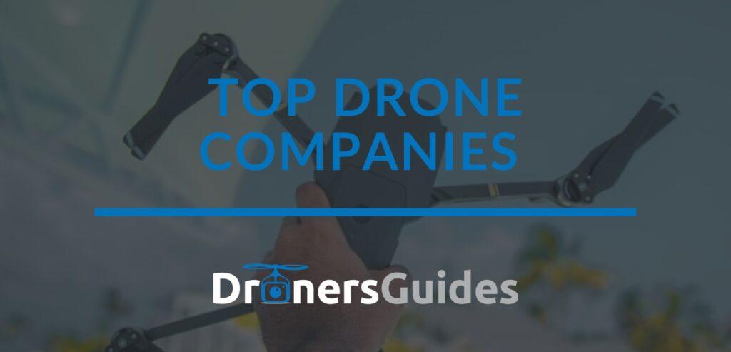 Top Drone Companies