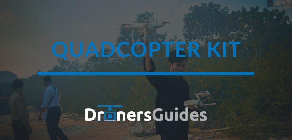 build quadcopter kit