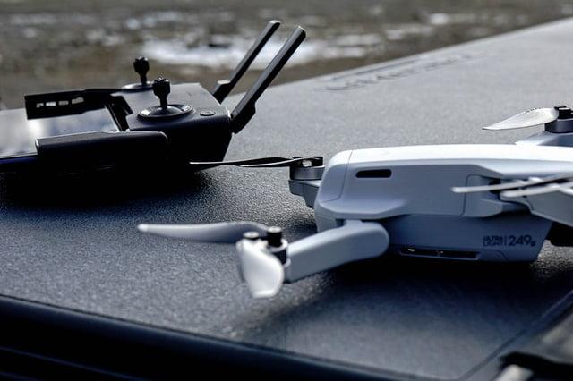 under 1000 drone