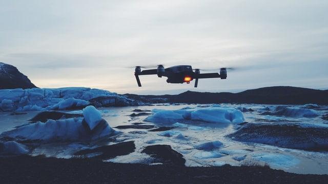 autonomous quadcopters inspection