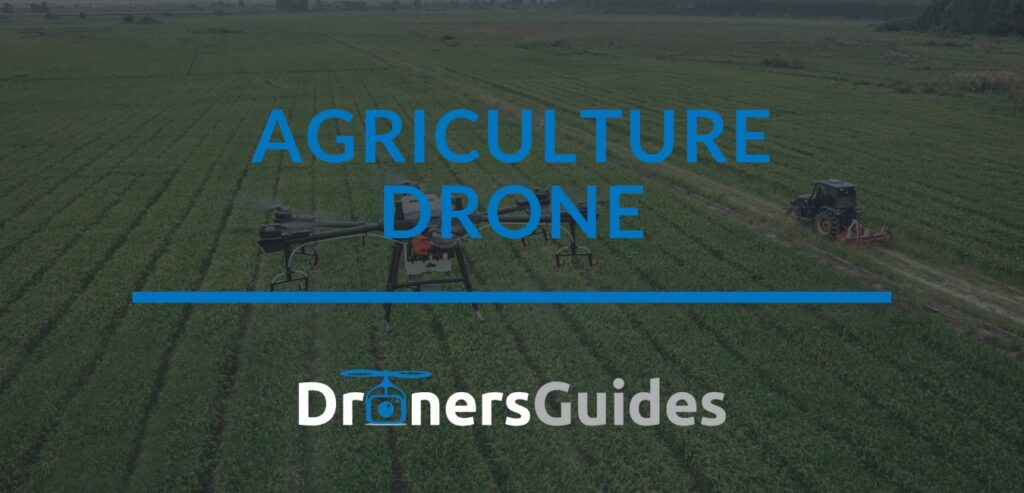 agriculture drone review